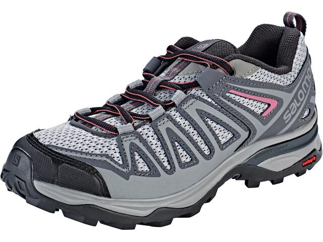 Salomon X Ultra 3 Prime Zapatillas Mujer, alloy/ebony/malaga